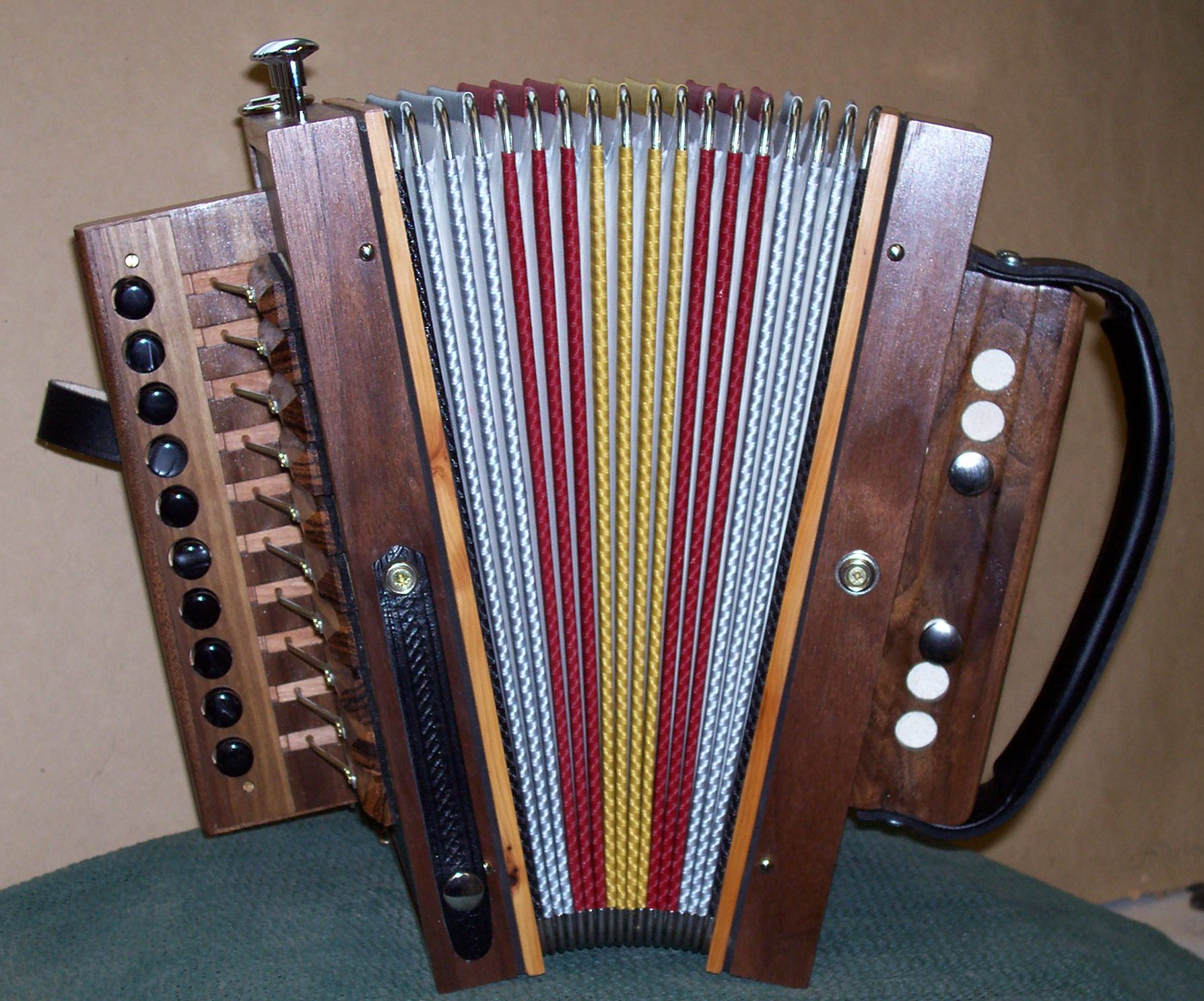 Wesson Accordions